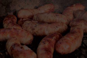 UK Sausage Week login page