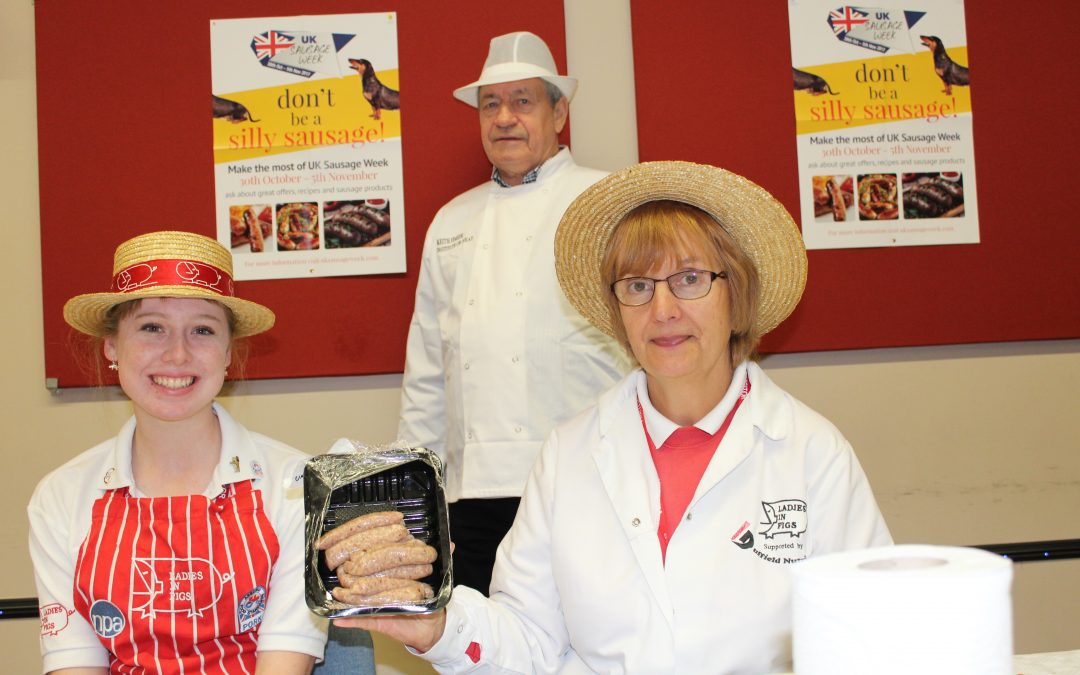 UK Sausage Week judging begins