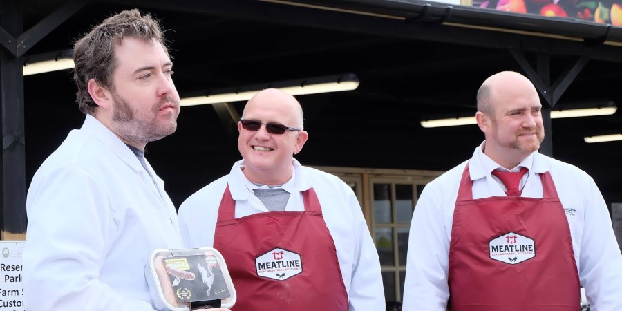 Butcher's shop celebrates UK Sausage Week with sausage movie quotes