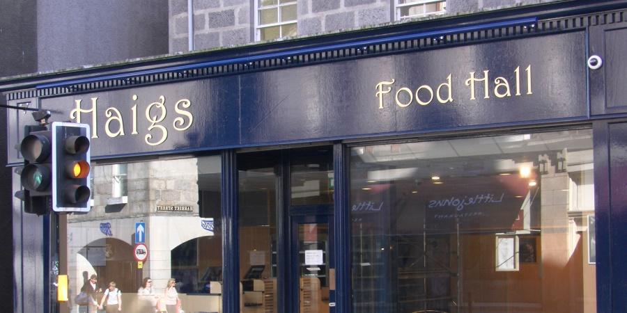 Haigs Food Hall unveils UK Sausage Week competition winner