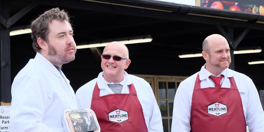 Meatline unveils UK Sausage Week competition winner