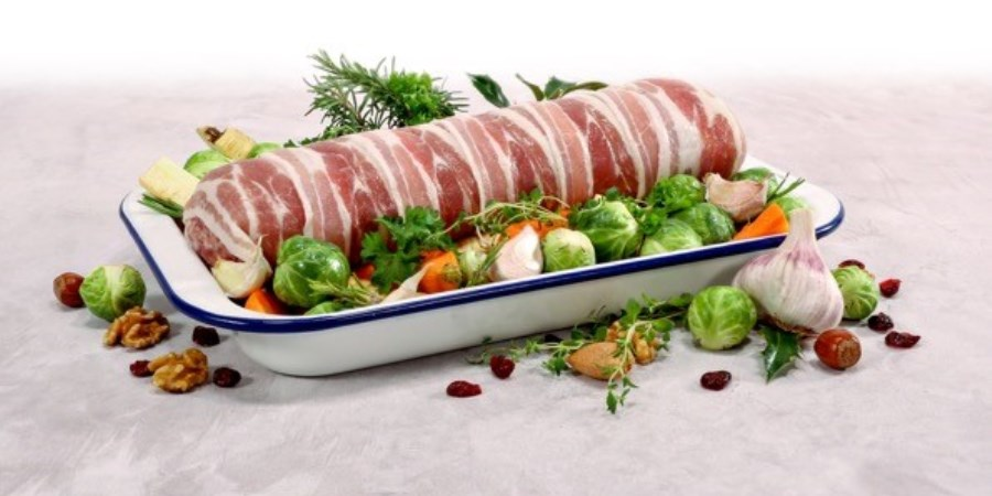 MuscleFood launches pig in blanket the size of four coke cans