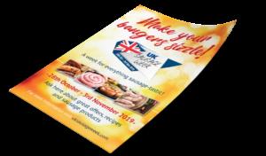 UK Sausage Week 2019 poster