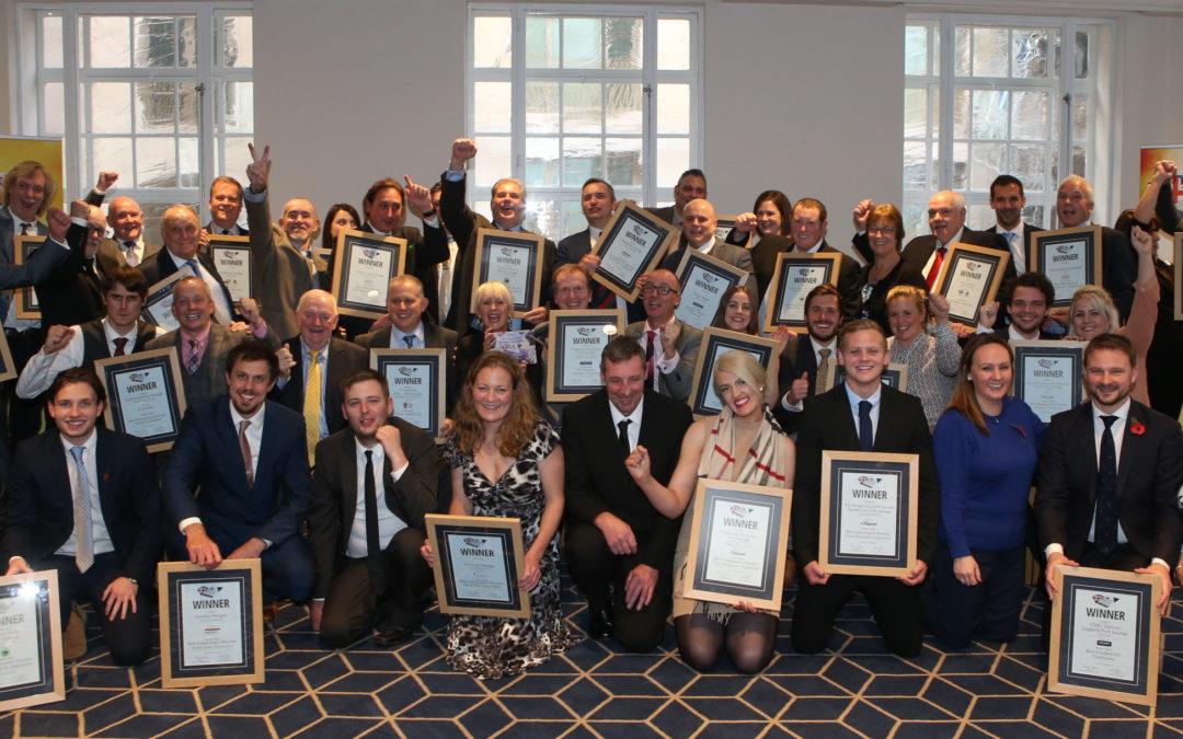 UK Sausage Week winners unveiled