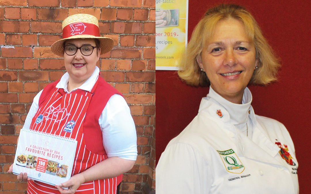 Claire and Debbie tell us what makes an award-winning sausage