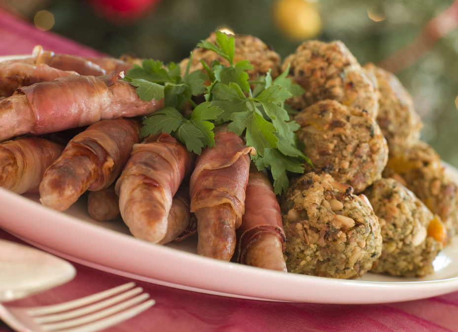 Have you got your pigs in blankets covered?