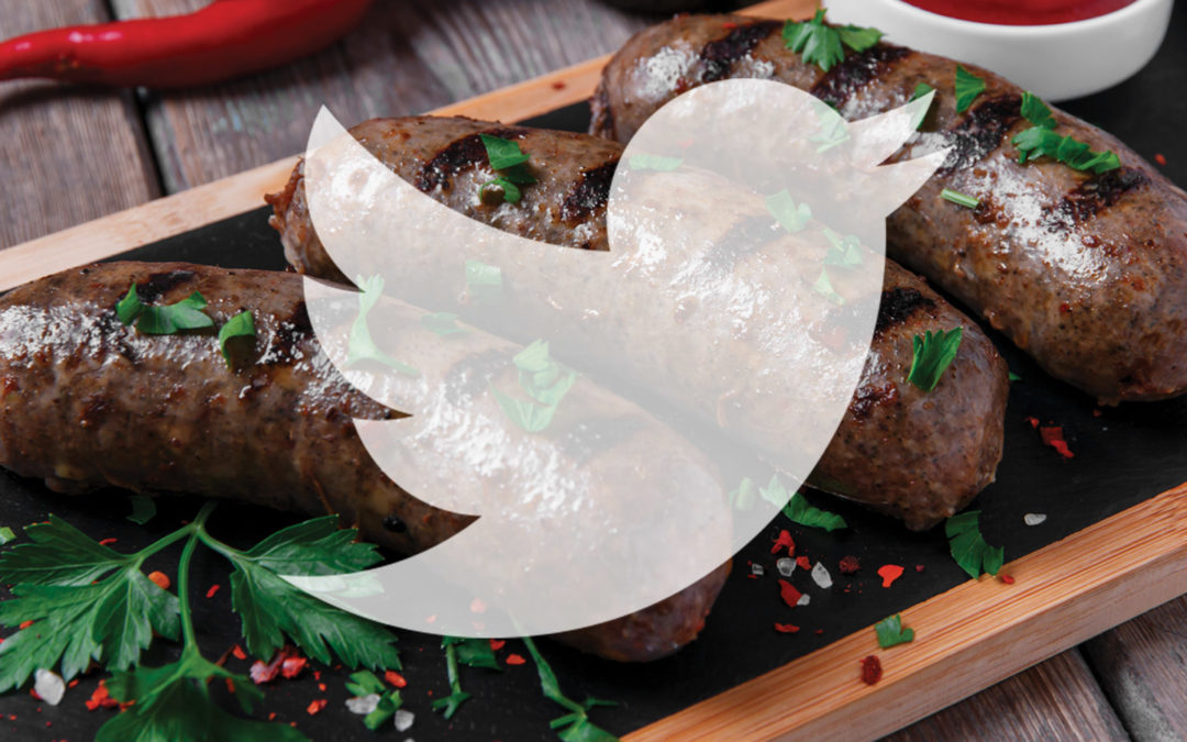 UK Sausage Week trends on Twitter